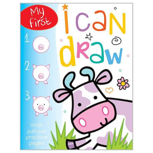 Libro De Actividades My First I Can Draw
