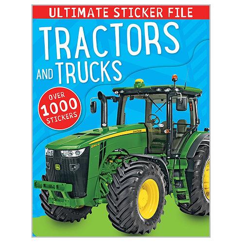 Libro De Actividades Tractores