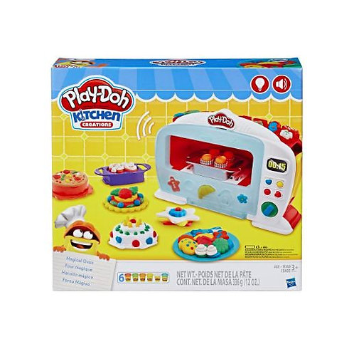 Play-Doh Horno mágico