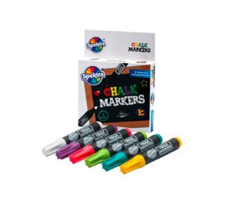 Marcadores Tipo Tiza Chalk