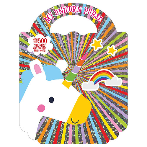 Libro De Actividades My Unicorn Purse