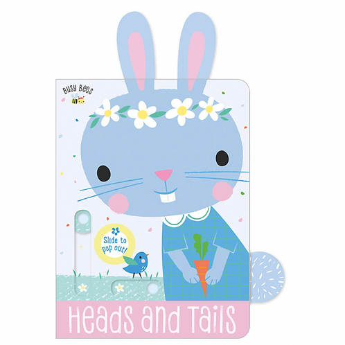 Libro Infantil Heads And Tails