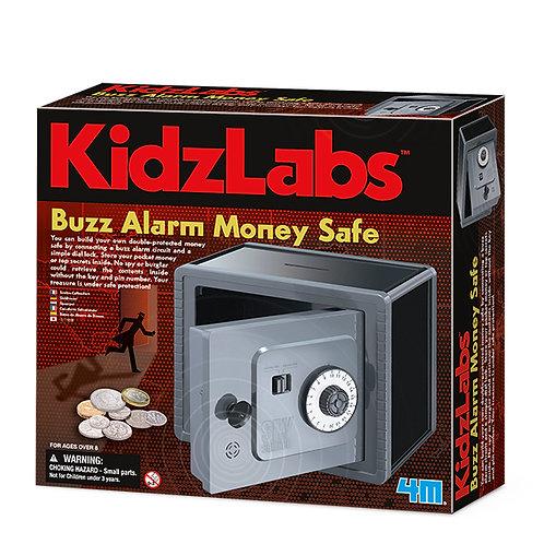 Experimento de juguete :  Dinero seguro