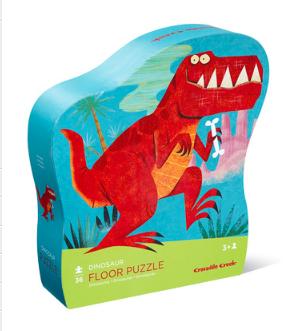 Rompecabezas 36 piezas Dinosaurios