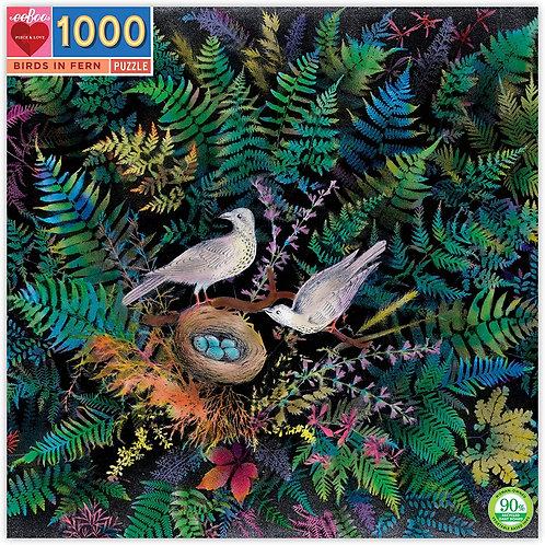 Rompecabezas 1000 Piezas Aves