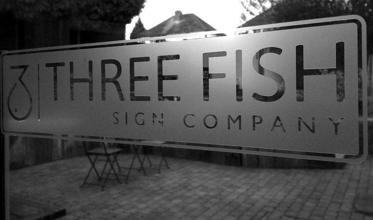Signage and Signs Stafford Cannock printing stafford three fish stafford signs