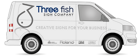 Van and Car signwriting stafford