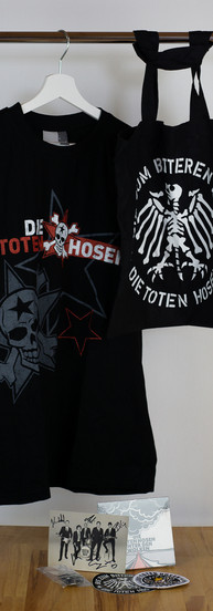 Toten Hosen Fanpakete