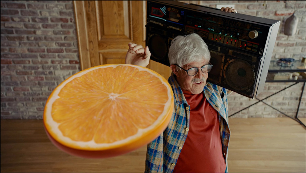 Videoleap - Old Man