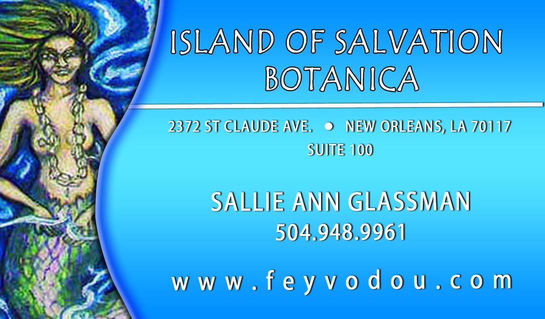 Island of Salvation Botanica