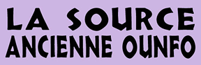 LA Source Ancienne Ounfo