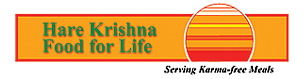 Hare Krishna Food for Life