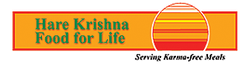 Hare Krishna Food for Life