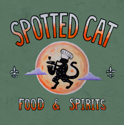Spotted Cat Food and Spirits