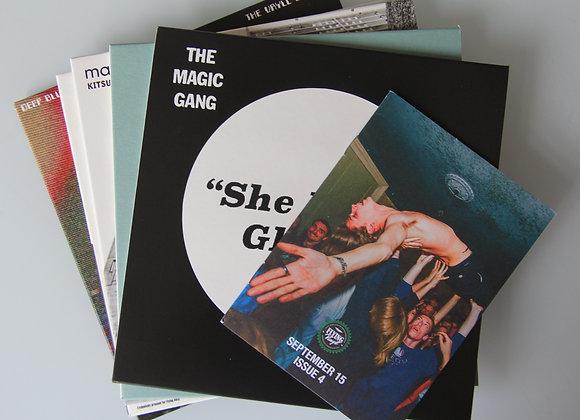 Flying Vinyl September 15