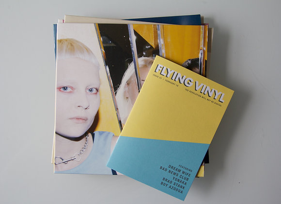 Flying Vinyl February 18