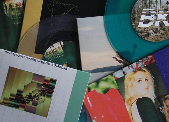 Flying Vinyl July 17