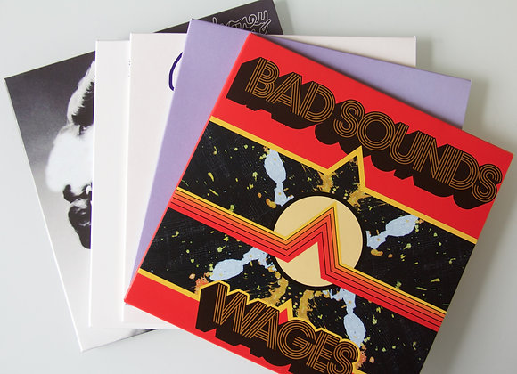 Flying Vinyl November 16