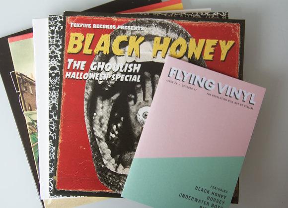 Flying Vinyl October 17