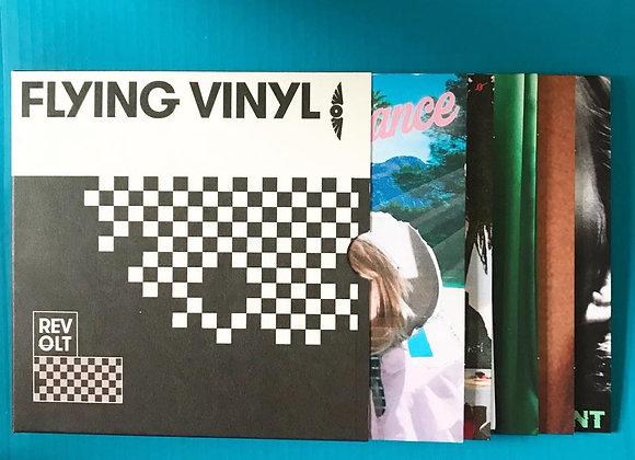 Flying Vinyl - October 18
