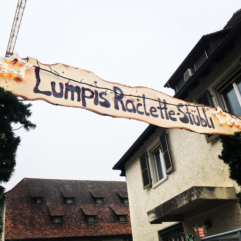 Lumpis Raclette Stübli