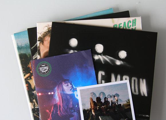 Flying Vinyl August 15