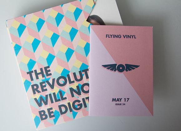 Flying Vinyl May 17