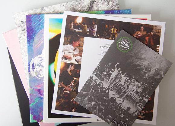 Flying Vinyl December 15