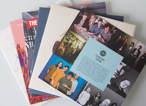 Flying Vinyl March 16