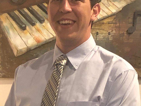 welcome to the New Assistant Band Director