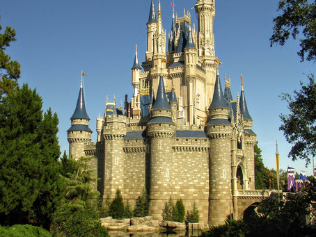 Disney World Band Trip 2020