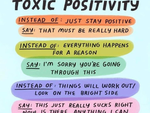 There is a time for everything including positivity! Day 86 of 101 everyday positivity challenge