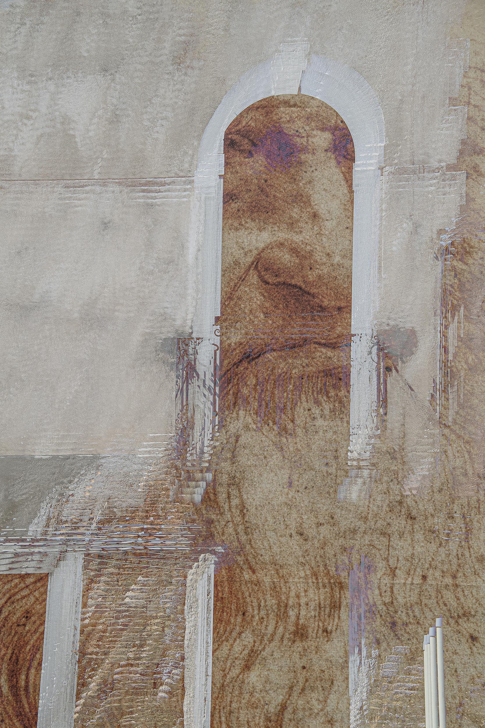 'Leonardo in the Window', Venezia