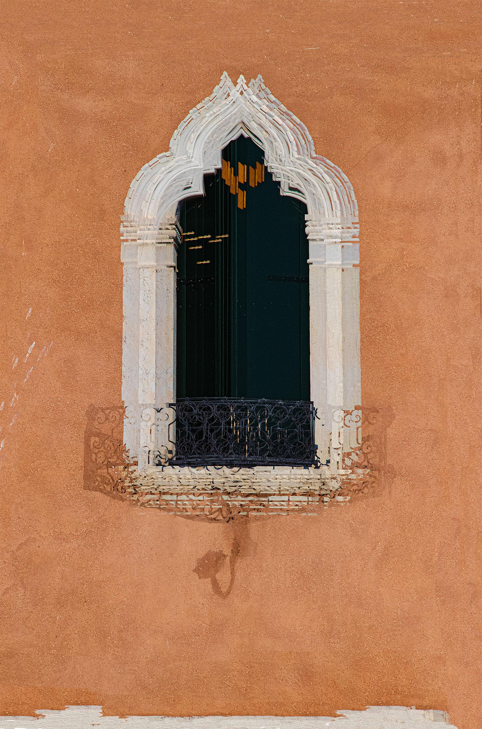 'Finestra 2', Venezia