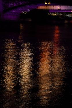 Illuminated River 9, London