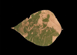 'Carabinieri on leaf'