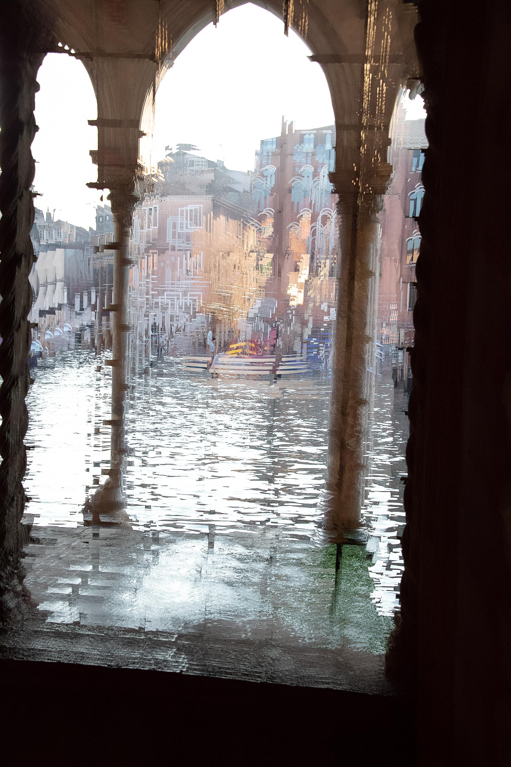 'Venice Multiplied', Ca d'oro.