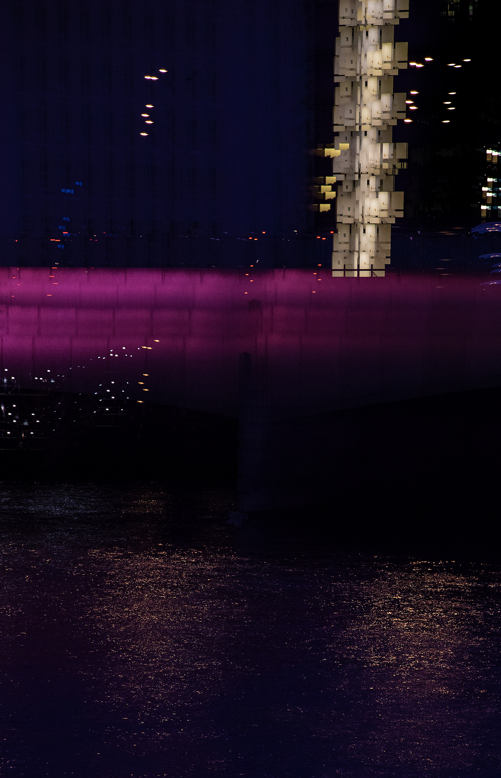 Illuminated River 18, London