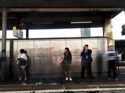 'Ghost Commute,' London