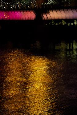 Illuminated River 6, London