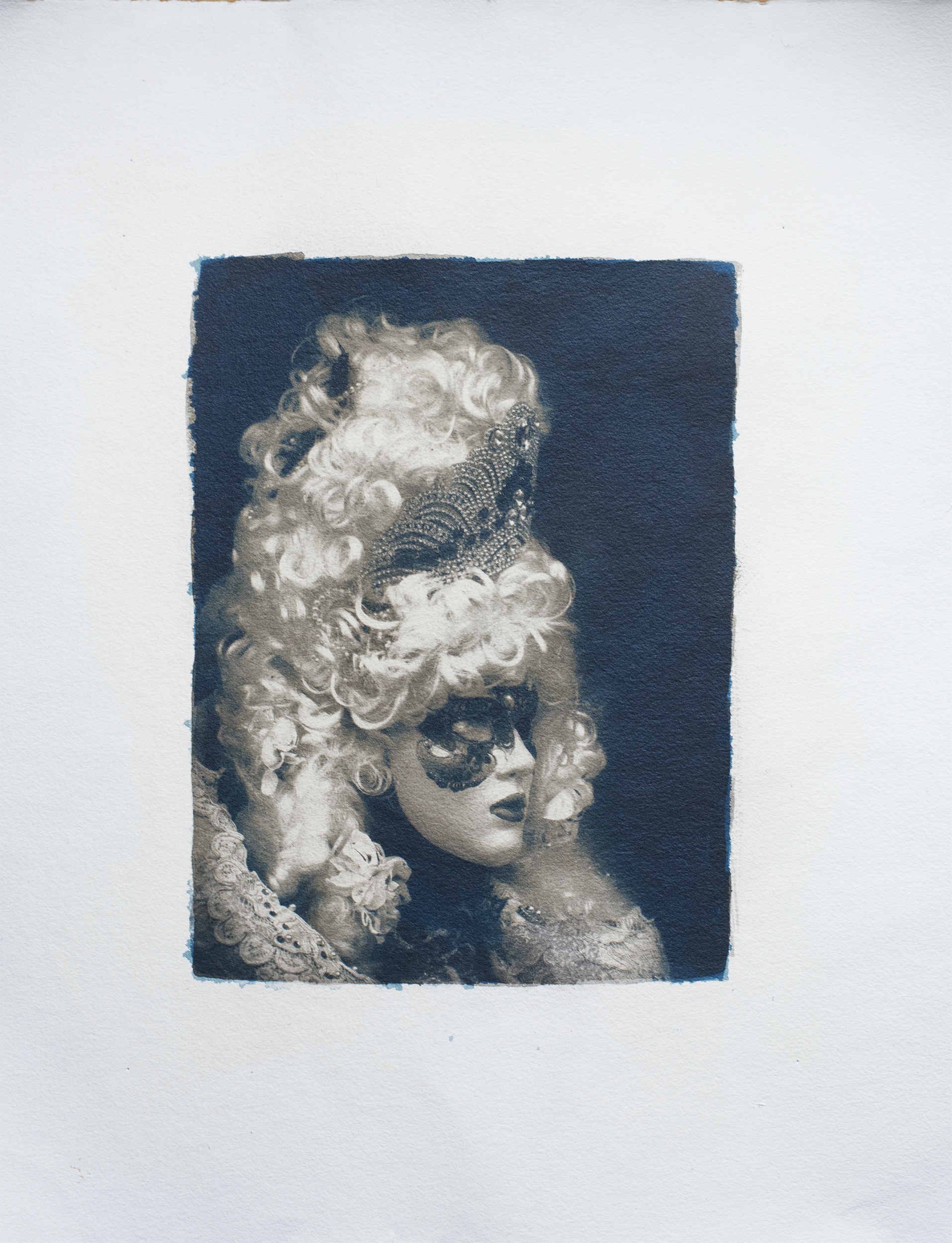 'Big Hair', Carnevale di Venezia