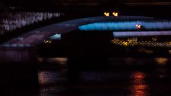 Illuminated River 10, London