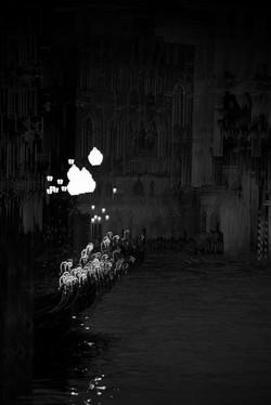 'Venice Multiplied, Nocturne'