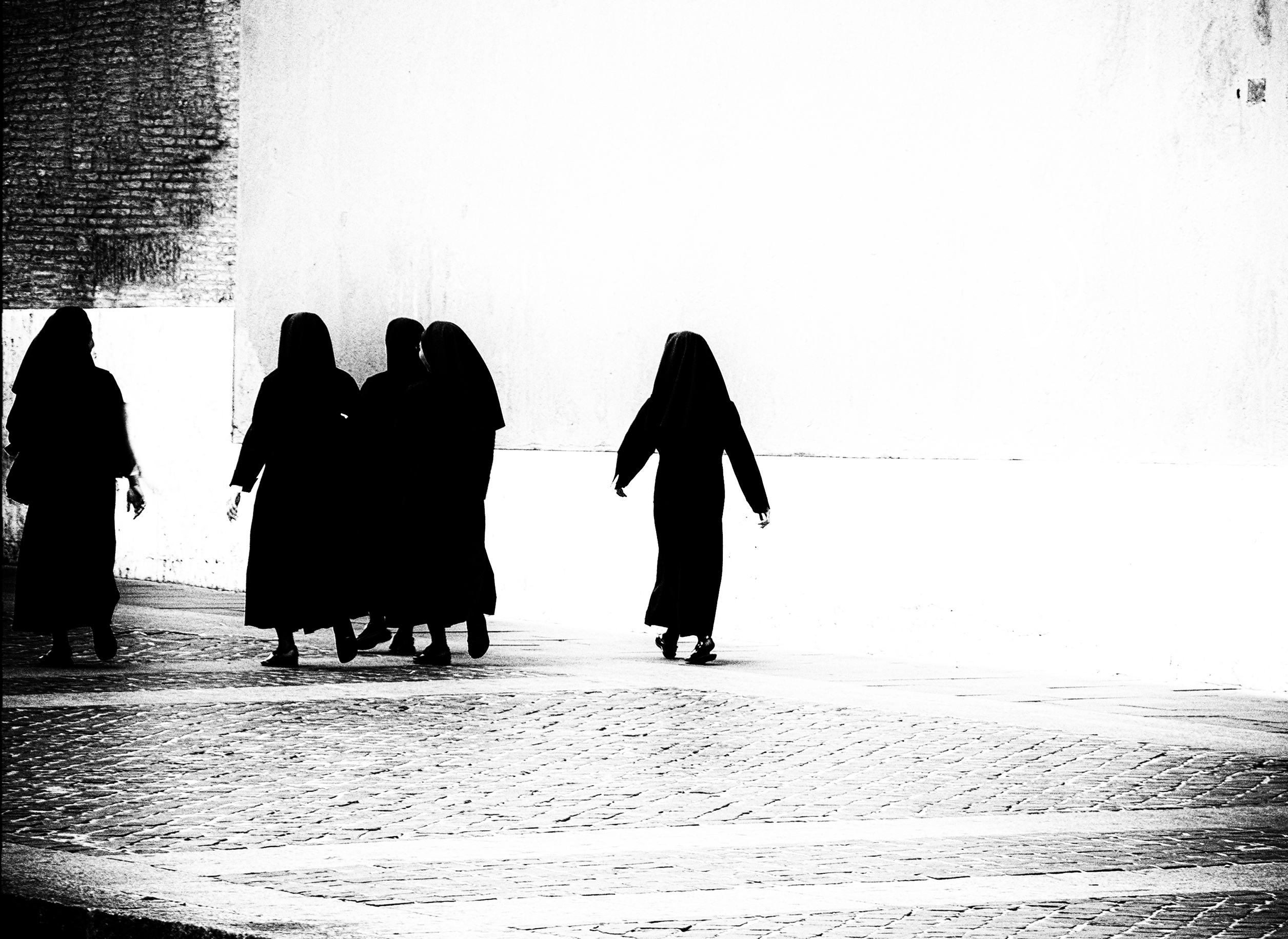 'Nuns St Peters, Rome'