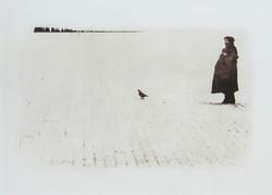 'Man and Bird', Piazza San Marco