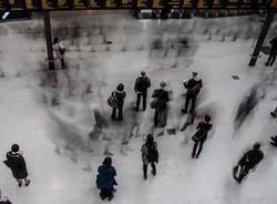Waterloo Station 15 secs 7. David Winston