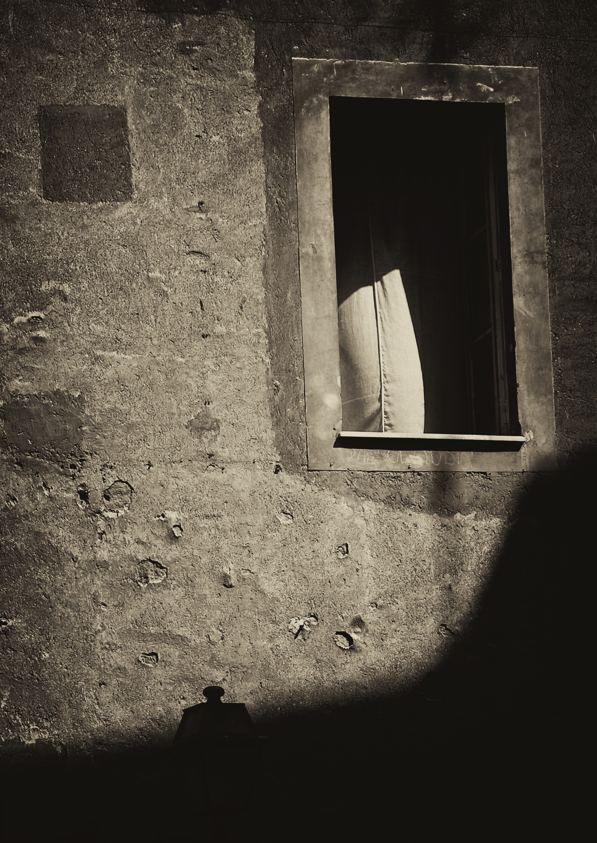 'Summer Wind, Rome'