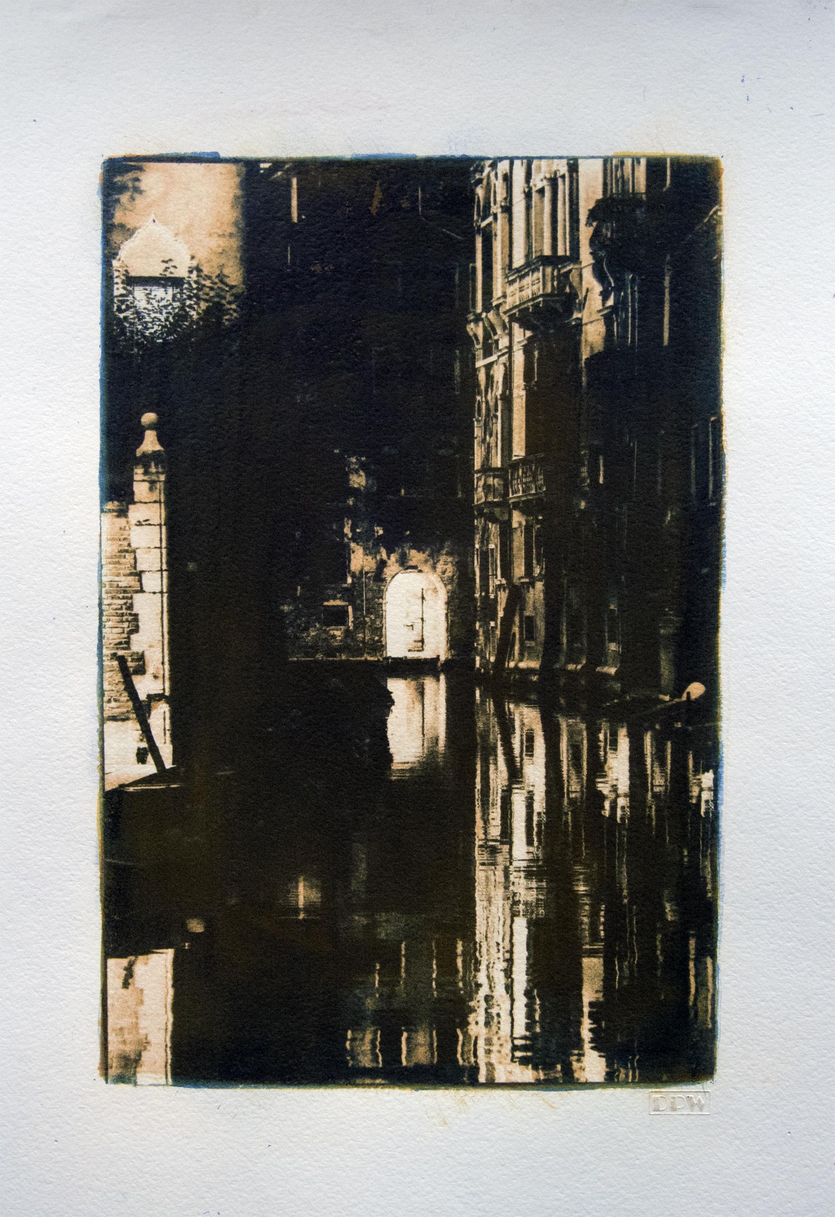 'Nocturne' Venice