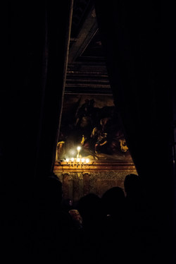 'Night Listeners', Venice