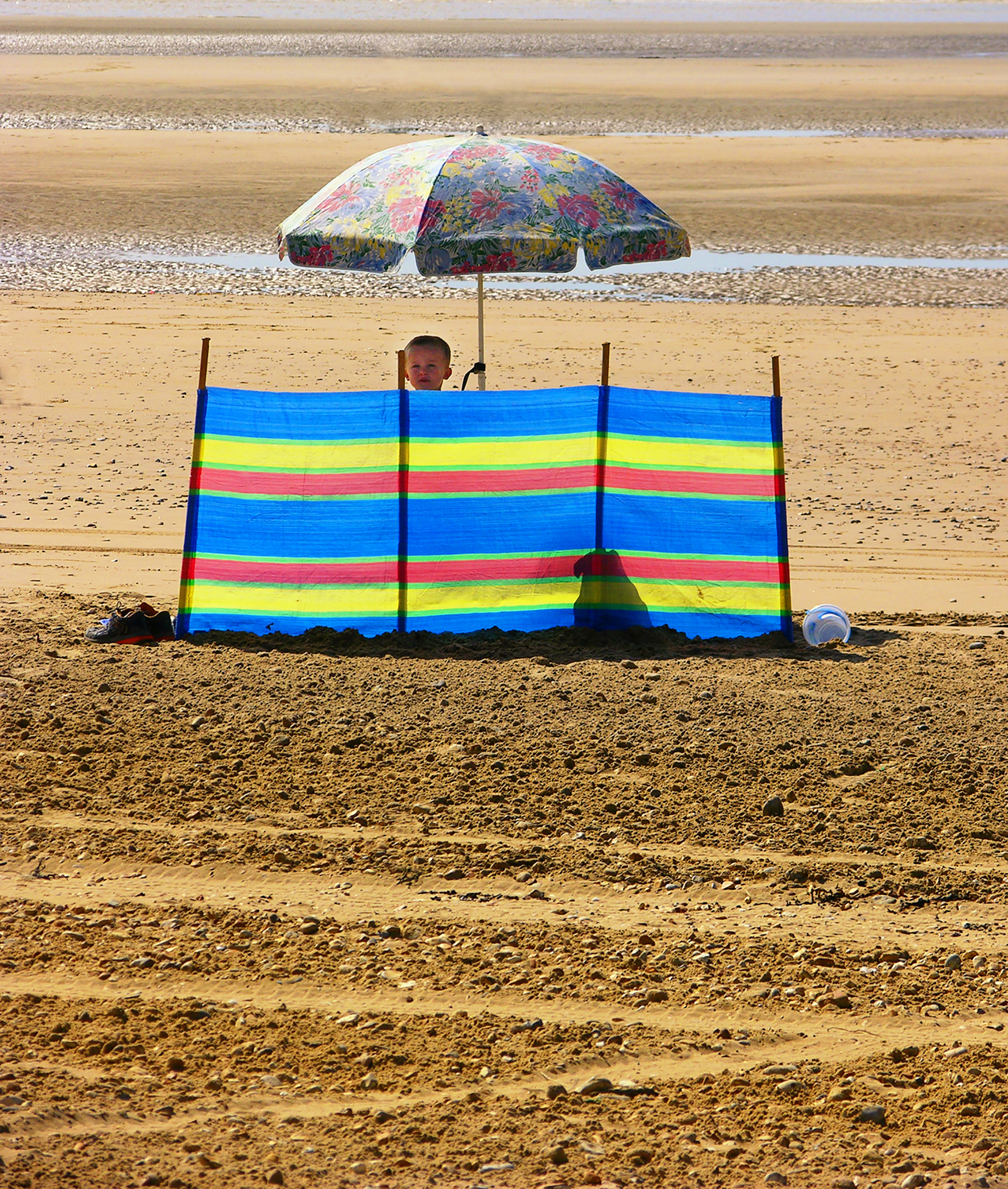 'Umbrella', Camber Sands